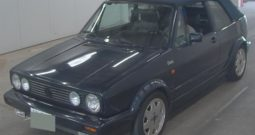 1991 VW Golf Cabriolet Classic Line