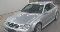 2008 Benz CLK63 Black Edition