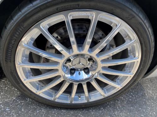 2008 Benz CLK63 Black Edition full