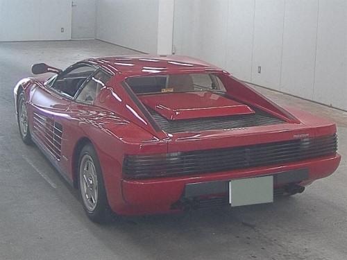 1986 Ferrari Testarossa full