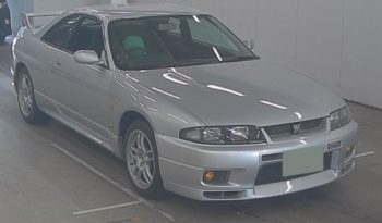 1995 Nissan Skyline GTR V Spec (R33) full