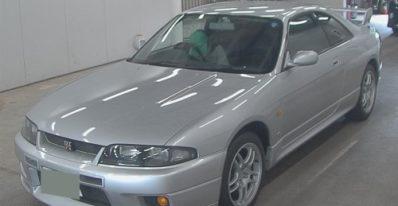 Nissan Skyline GTR VSpec R33