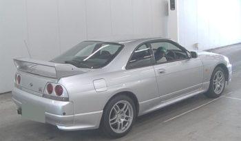 1995 Nissan Skyline GTR V Spec (R33) full