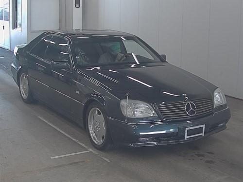 1997 Mercedes-Benz CL600 6.0 full