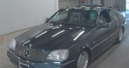 1997 Mercedes-Benz CL600 6.0