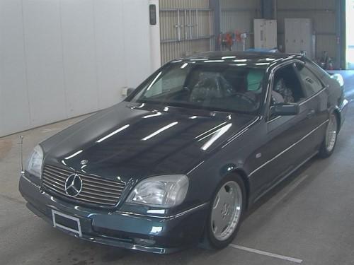 1997 Mercedes-Benz CL600 6.0