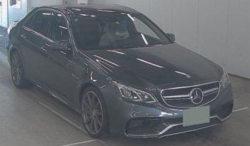 2014 Mercedes-Benz E63 AMG S 4Matic full
