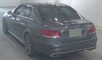2014 Mercedes-Benz E63 AMG S 4Matic full