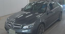 2014 Mercedes-Benz E63 AMG S 4Matic