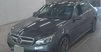 Mercedes-Benz E63 AMG S 4Matic