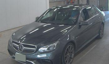 Mercedes-Benz E63 AMG S 4Matic